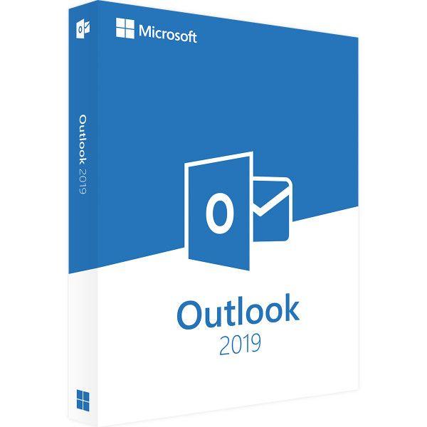 Instalação de Outlook 2019