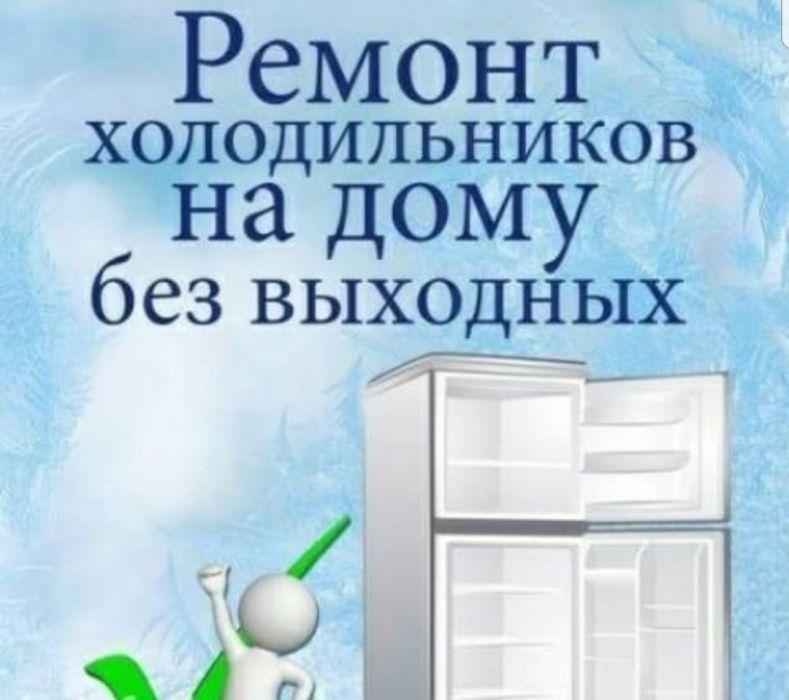 Не похабный Ремонт холодильников, морозильных камер и витрин