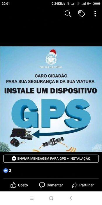 Gps para motas e carros
