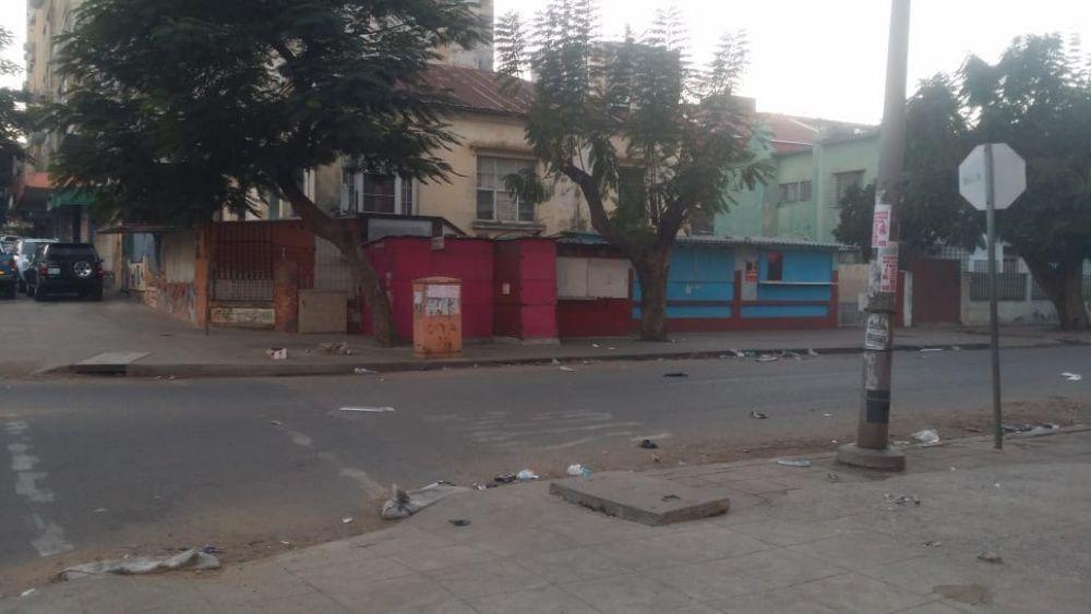 Terreno a venda na cidade de Maputo - Av. Ahmed Sekou Touré