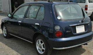 Toyota Starlet Bolinha & Sonangol
