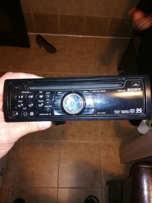 Cd radio sony xplode