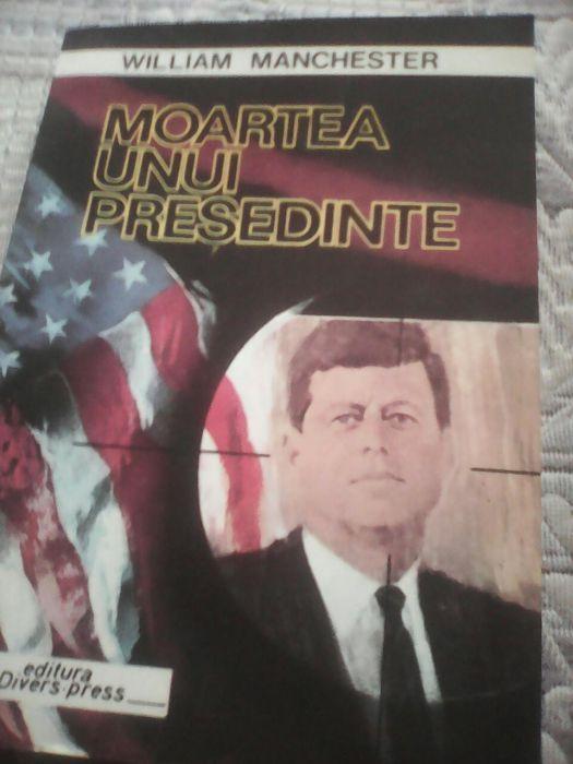 Cartea Moartea unui presedinte