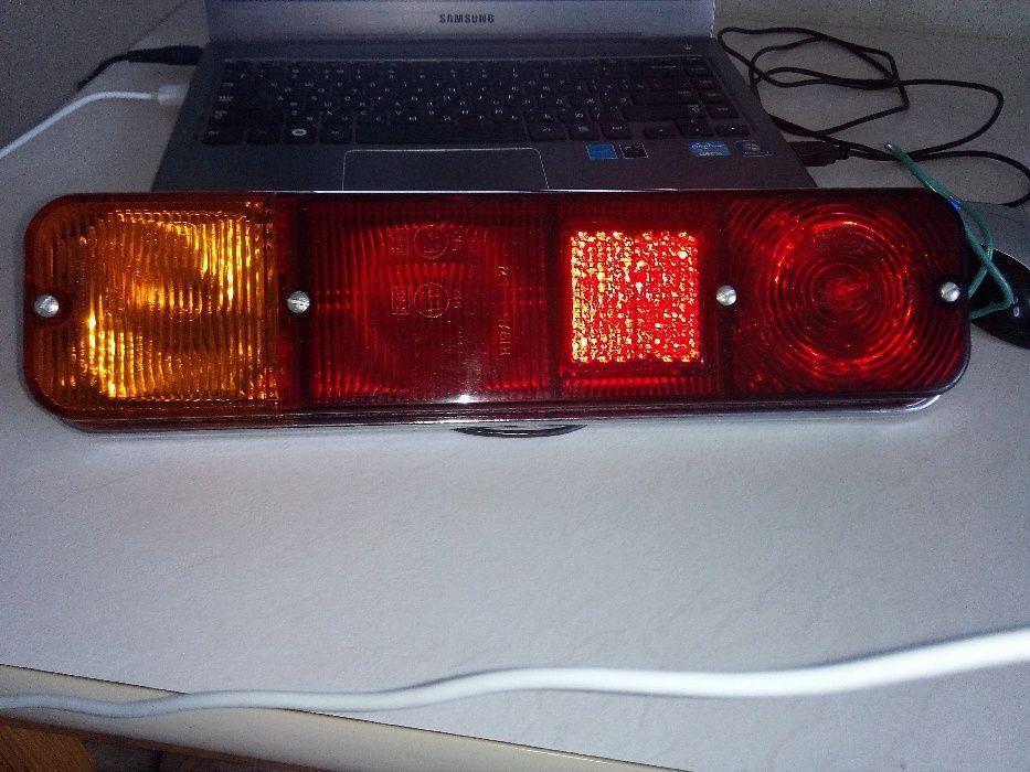 Задний фонарь москвича АЗЛК-2140