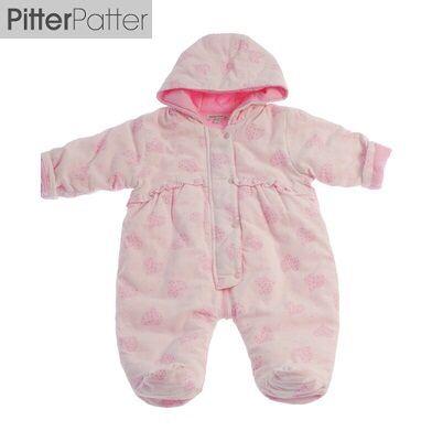Чисто нов бебешки космонафт Pitter Patter - със запазен етикет