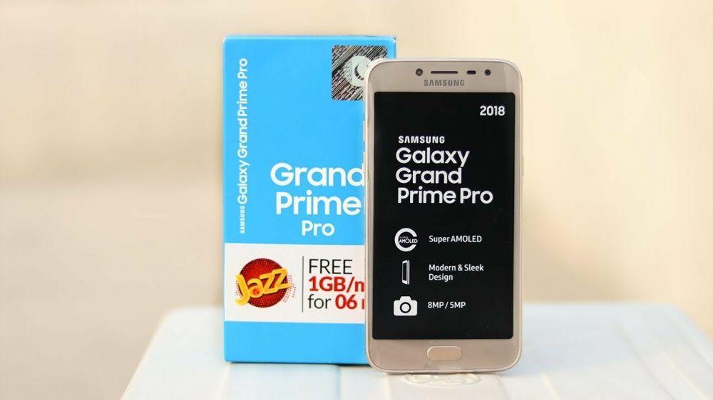 Samsung Grand Prime Pro 2018/novos na caixa.