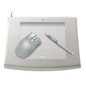 Tableta grafica Wacom Intuos 2 Platinum Edition / USB / A4