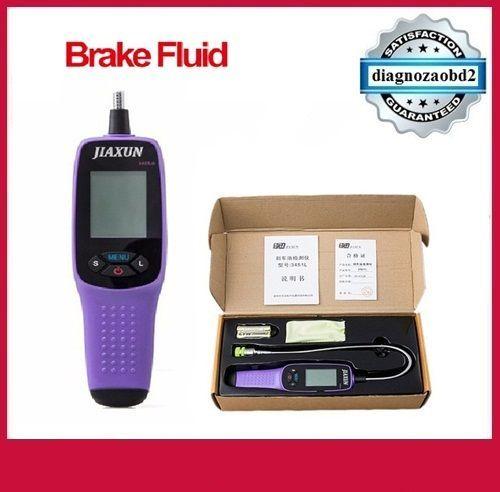 Tester auto Jiaxun 3451L pt. verificare lichid frana DOT3 DOT4 DOT5