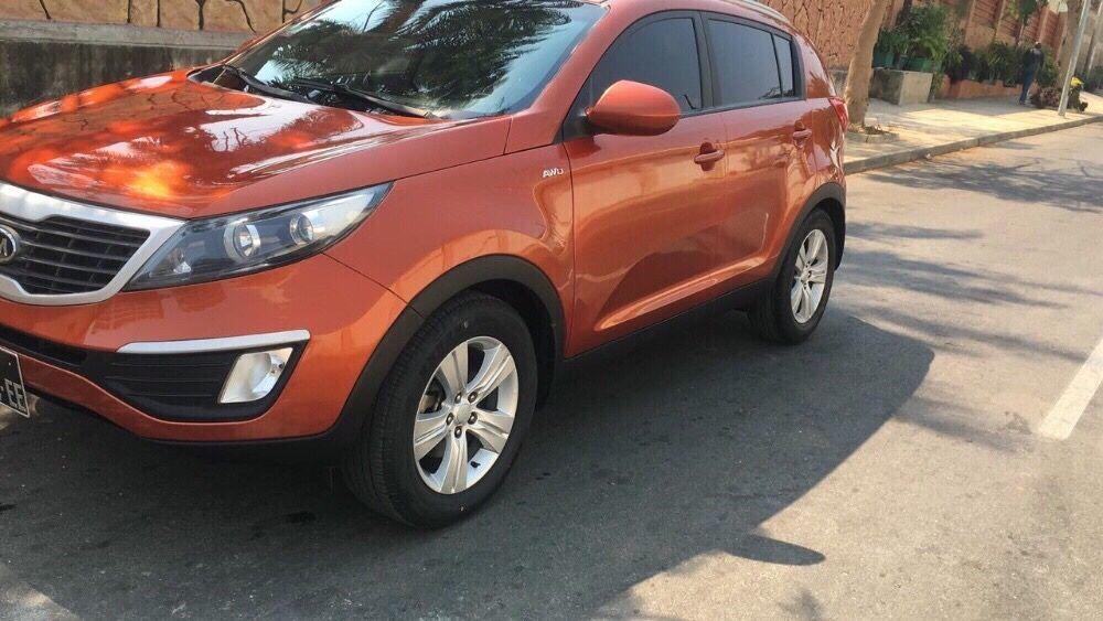 Kia Sportag mais limpo de Angola em perfeitas condições 2014