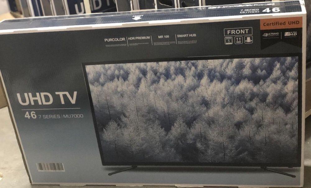 Samsung 46 polegadas UHD série 7