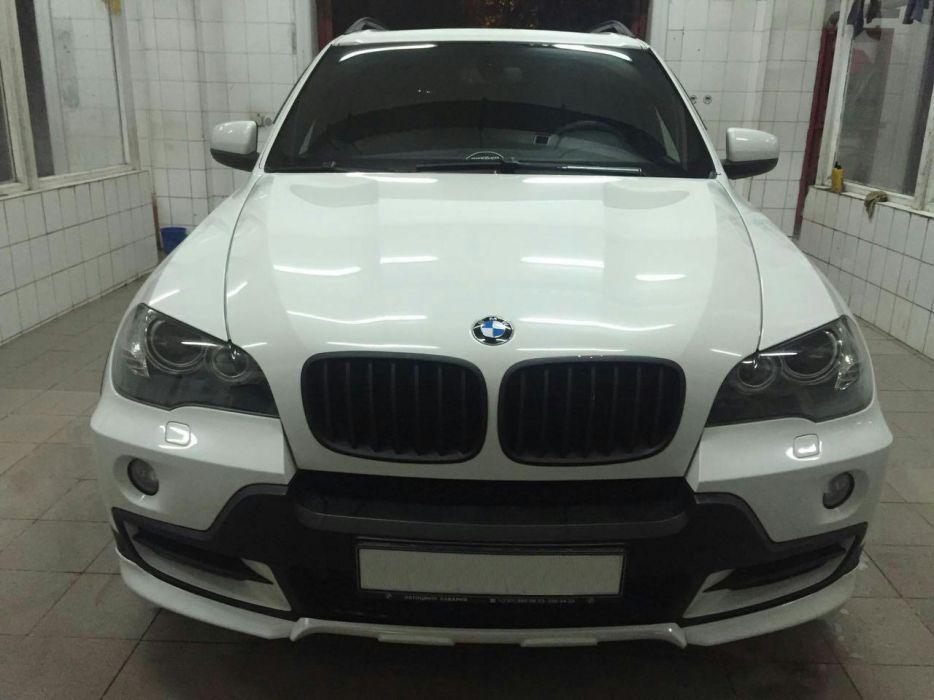Обвес BMW E70 performance . Качество !