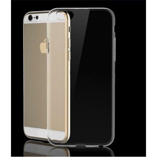 Husa de silicon ultra slim transparent 6+ iphone