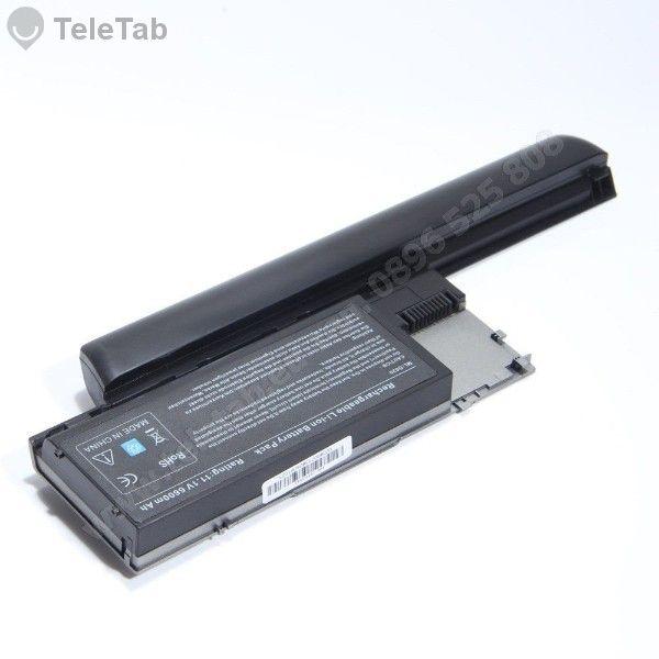 Подсилена Батерия 9 клетъчна 7800mah за Dell Latitude D620 D630 D631 D