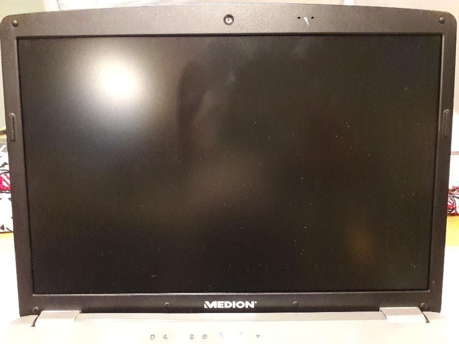 "Display 15,4"" laptop Medion Akoya, + camera web + microfon + balamale"