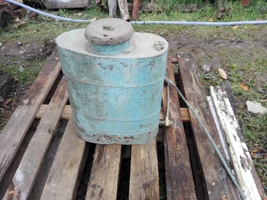 vermorel/pompa, masina de stropit, veche, de colectie/muzeu/arta