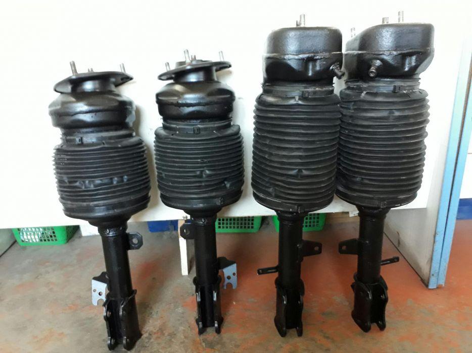 Пневмо стойки амортизаторы на Лексус RX-300,330,350