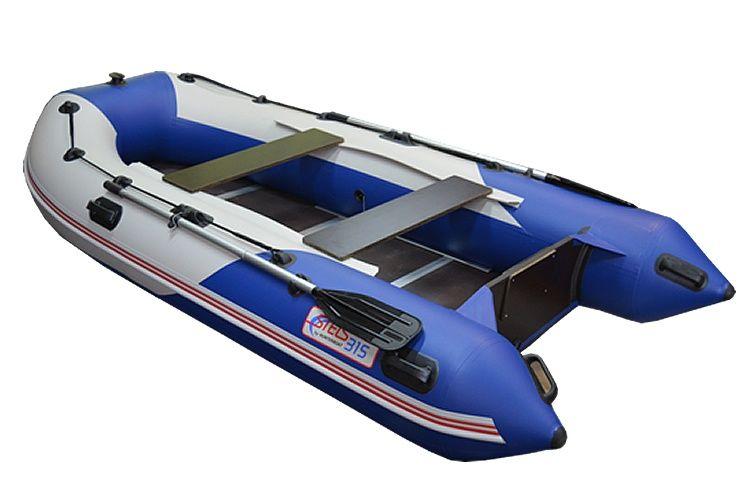 Лодка Хантер STELS 315