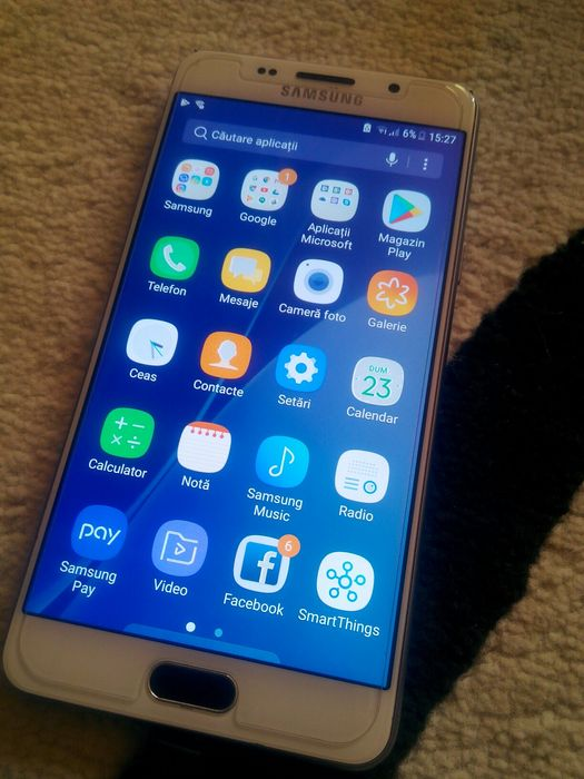 Samsung galaxy a5 2016 display defect