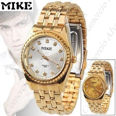 Relógio Mike