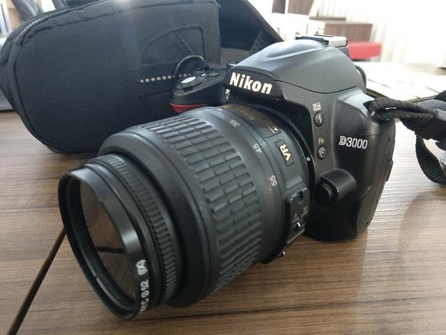 Camera Nikon Disponivel