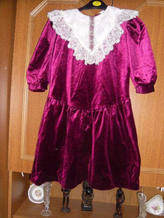 rochita USA.catifea