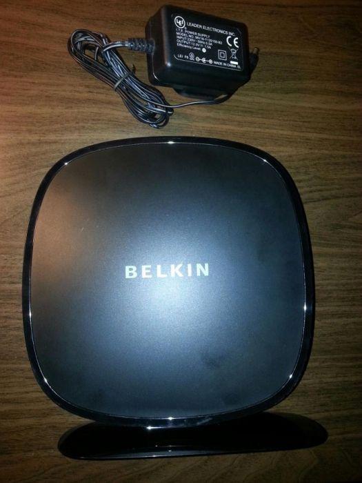 ADSL Router Belkin N450 DB Wi-Fi Dual-Band N+