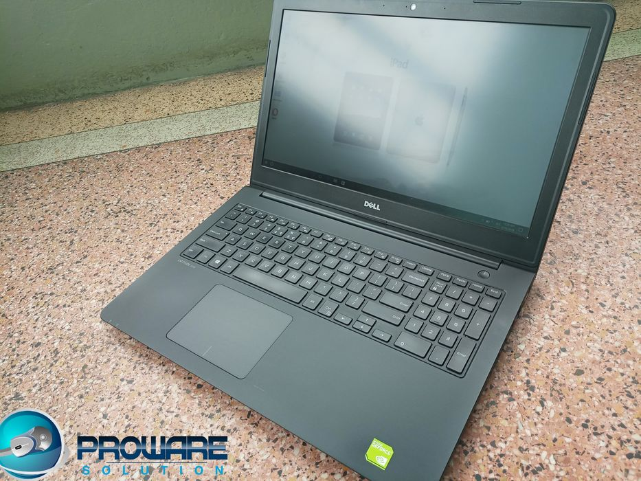 Dell latitude 3550 ( nvidea Geforce)