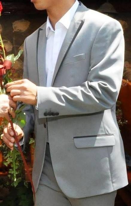 Мъжки абитуриентски костюм