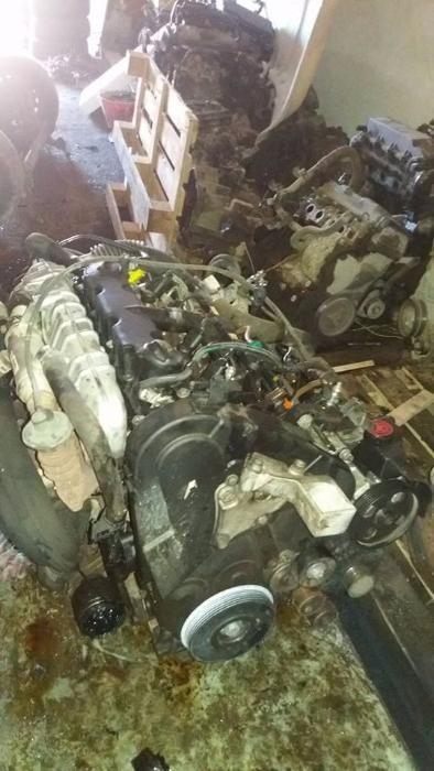 Motor Citroen / Peugeot 2.0 HDi cod RHY 66 kW Berlingo Partner 2003