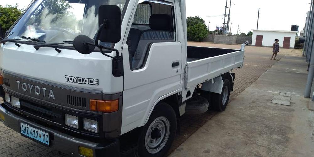 Toyota Toyoace Recem importado 2 toneladas Alto-Maé - imagem 7