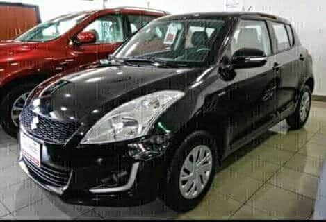 Suzuki Swift novo