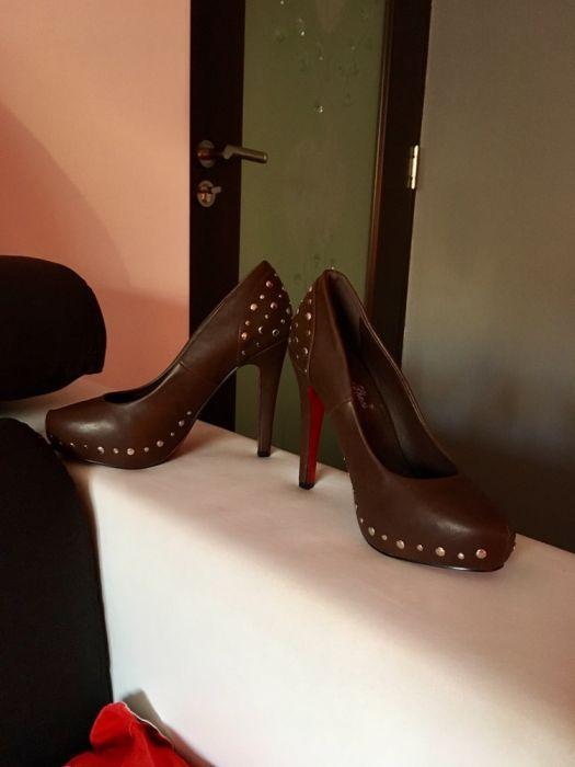 Pantofi marimea 37 ( Noi)