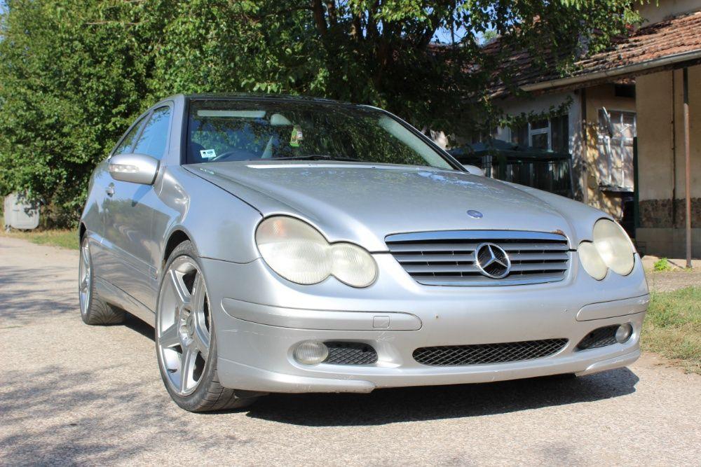 Mercedes W203 CL203 C220cdi Спорт Купе НА ЧАСТИ / Мерцедес В203