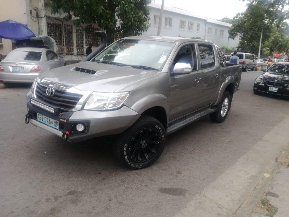 Toyota Hilux D4d Legend 45