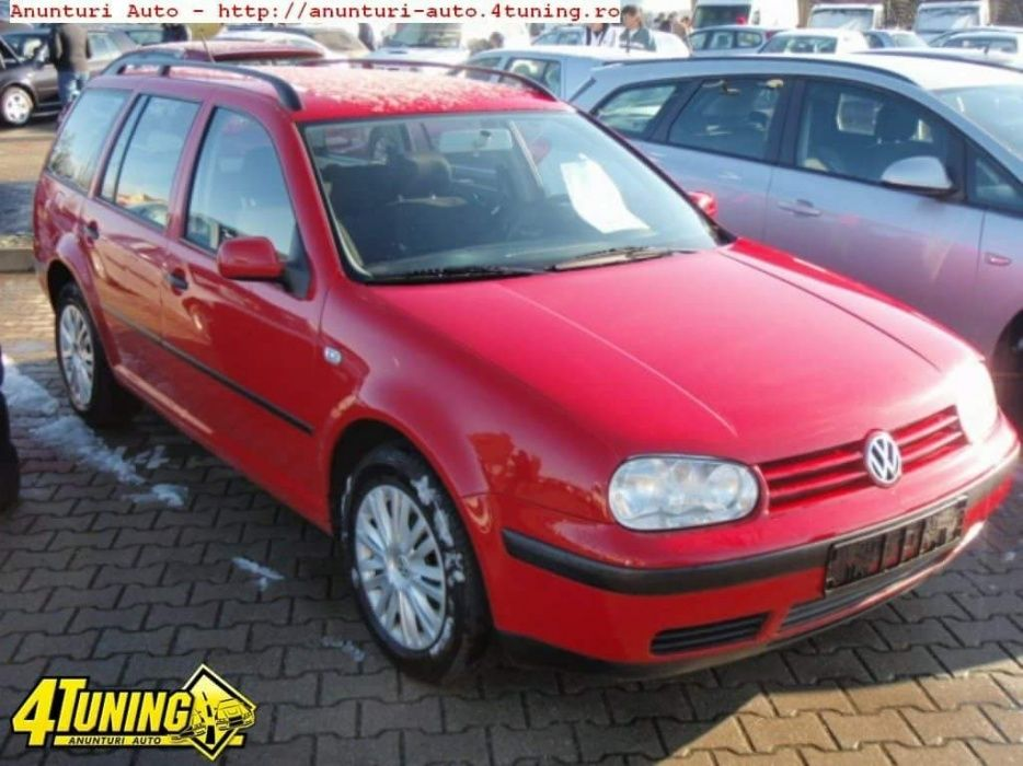 Dezmembrez vw golf 4 1,9tdi break