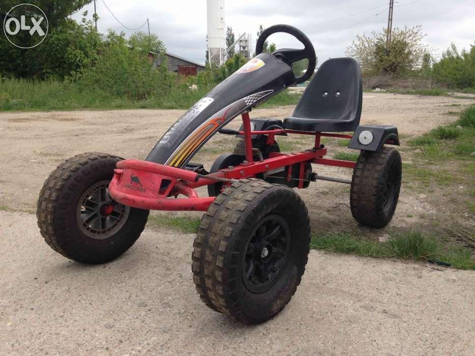 Cart / kart cu pedale DINOCARS Camaro