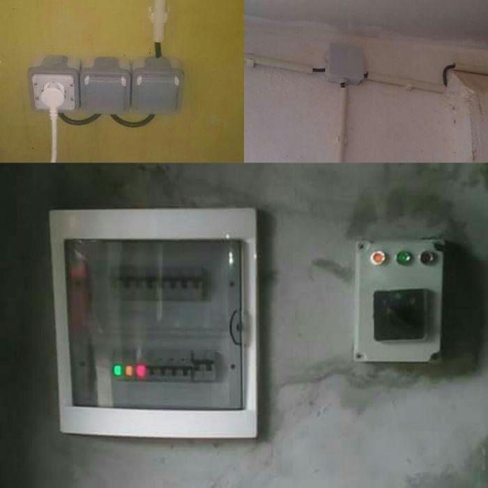 Electricidade civil