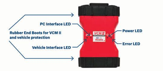 Tester Diagnoza Ford VCM IDS v86(Mazda, LandRover, Jaguar) FULL CHIP