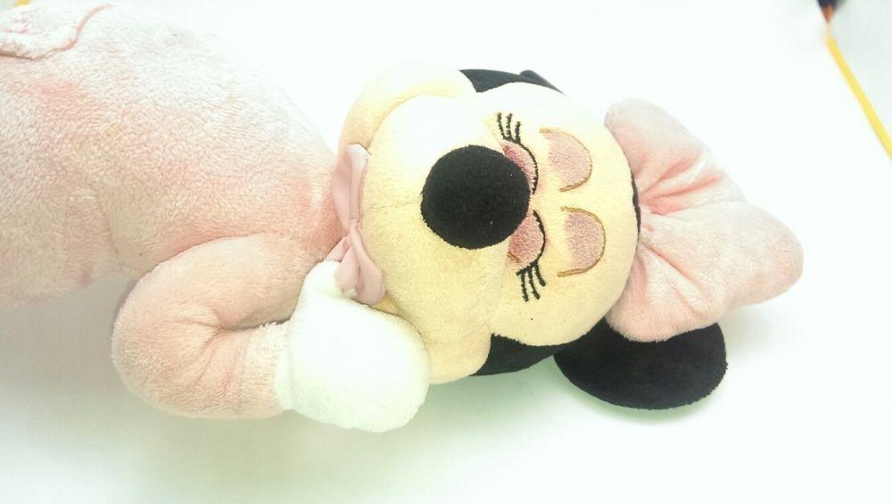 3Pluşuri: Minnie si Mickey Mouse,Strumf