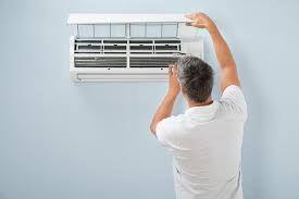 manutenção rija de deixar o ar puro puro