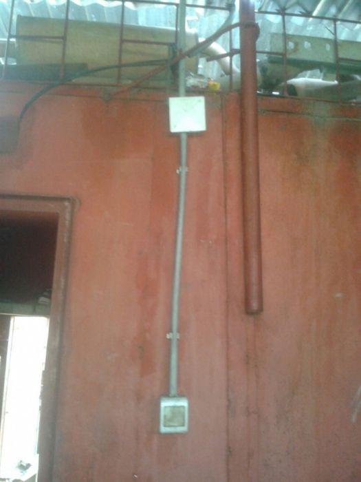 Montagens, reparações de estálaçoes eléctricas residências..
