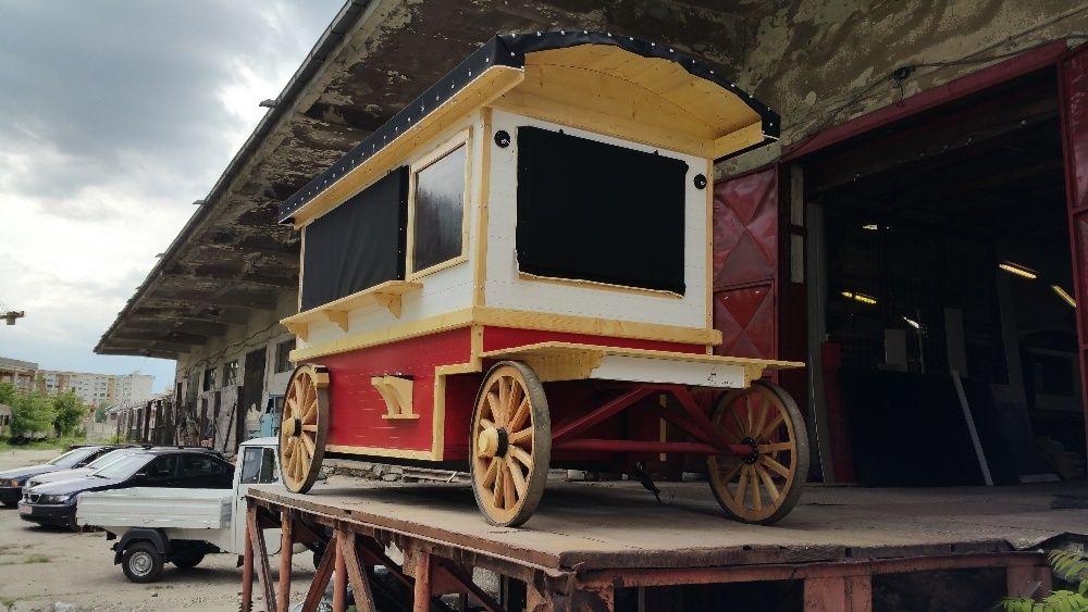 caruta fast food rulota caravana car vienez Xcraft