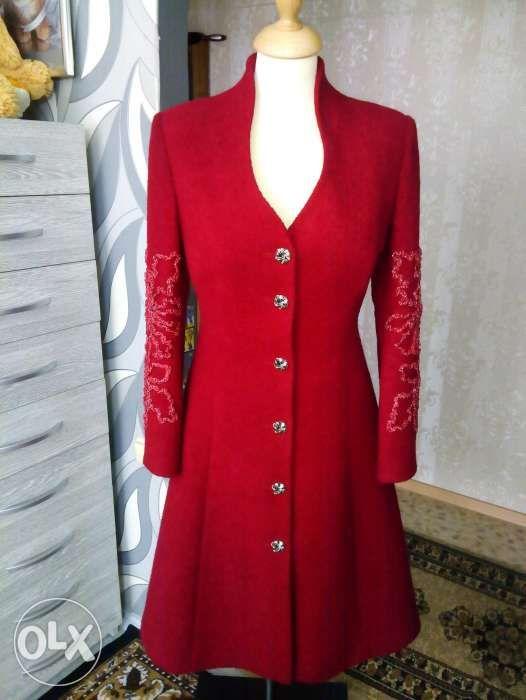 Продаю эксклюзивное женское пальто