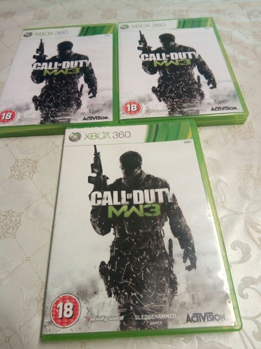 Joc Call of Duty: Modern Warfare 3/mw3 Xbox360/xbox one original