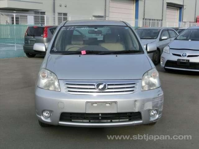 2008 Toyota Raum 1.5cc - BF Supporters Nampula