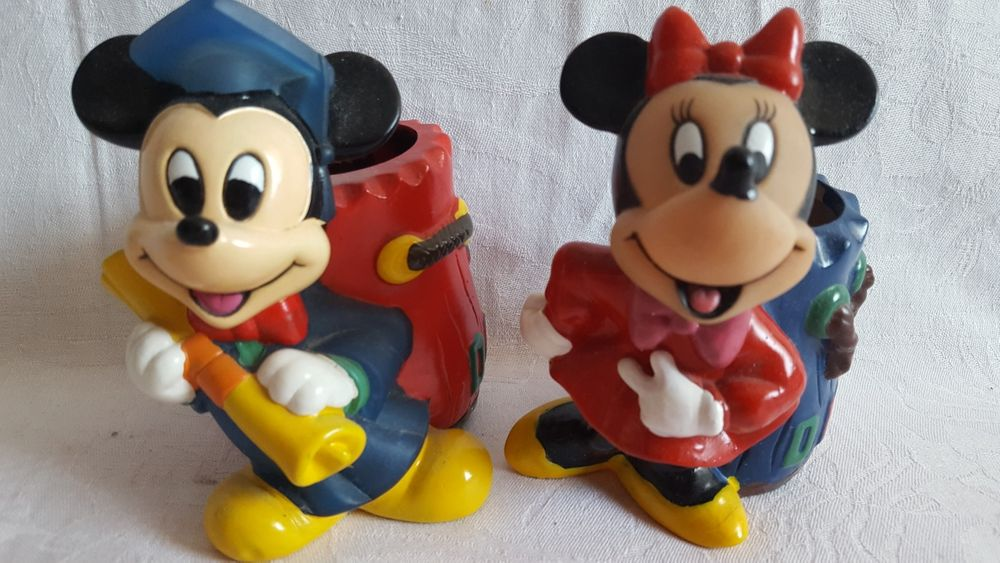 Suport pentru Creioane/Pixuri Disney Mikey & Minnie