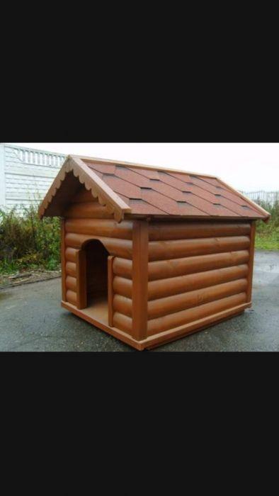 Домик для собаки , будка