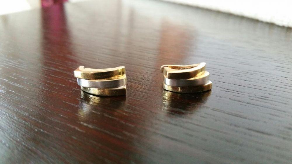 Cercei de aur 5.53 g