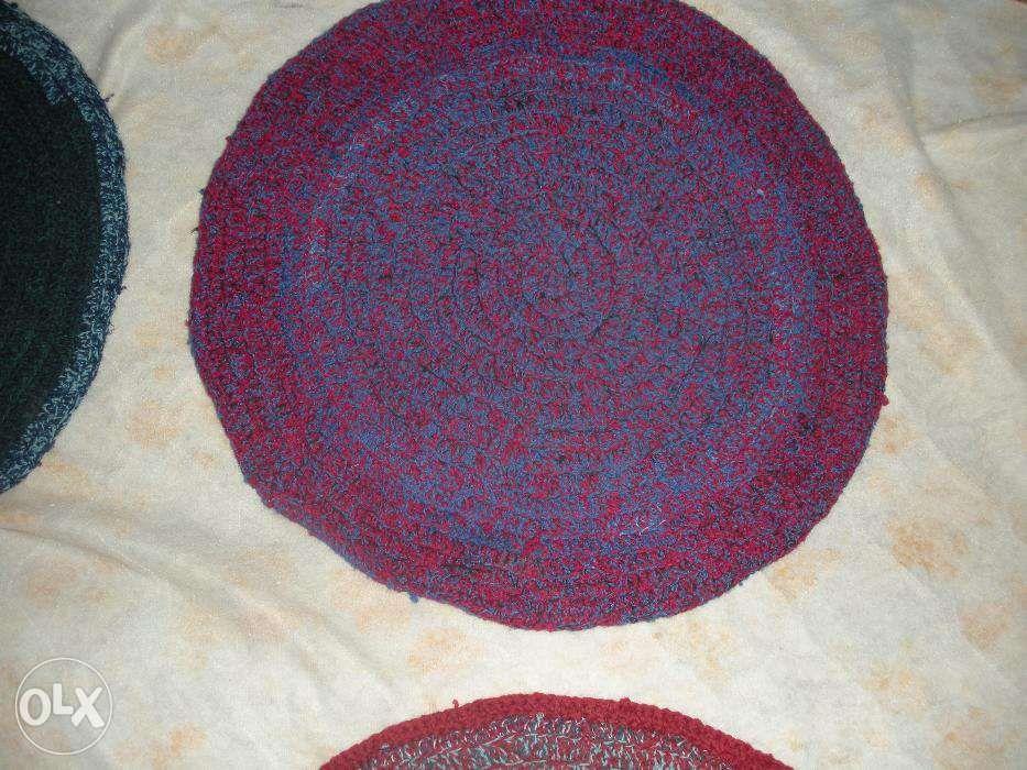 вязанные круги (корпе)
