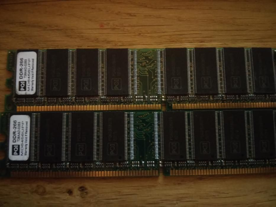 Memorie RAM PQI 512MB DDR266